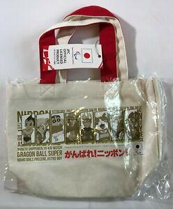Tokyo 2020 Olympics Mini Bag Anime Japan ONE Piece DRAGON BALL PreCure NARUTO