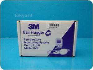 3M BAIR HUGGER 370 TEMPERATURE MONITORING SYSTEM CONTROL UNIT @  (246816)