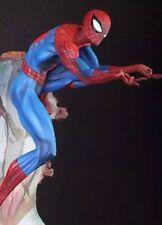 """Marvel THE Blue AMAZING SPIDER-MAN 2 Last Stand 18"""" Statue Figure Figurine NIB"""