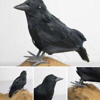 Accesorios de fiesta Blackbird Cuervo de Halloween Cuervo Cuervo simulado