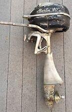 Martin 40 Outboard Motor Vintage