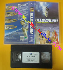 VHS film BLUE CRUSH 2002 John Stockwell UNIVERSAL 748201986U (F84) no dvd