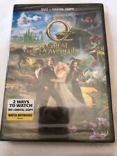 Oz the Great and Powerful (DVD + Digital Copy) NEW
