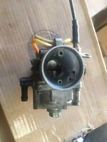 Yamaha Bravo 250 BR250 Snowmobile Oem Carburetor Good Usable Carb Sled Used