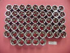 "500 Pieces New 1/2"" Drive Sockets Bondhus SAE 6 Point 3/4"" CHROME VANADIUM 12034"