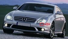 NUOVO Originale Mercedes Benz MB CLS W219 HEADLIGHT RONDELLA COVER HEAD CAP Sinistro N/S