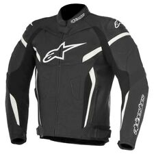 Alpinestars GP Plus R V2 Leather Jeacket Black/White LARGE (52)