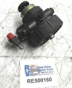 John Deere Head-filter RE500160