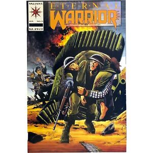 Eternal Warrior #11 (Jun 1993, Valiant) NM