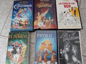 Videocassette originali da collezione