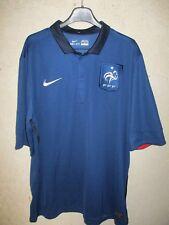 Maillot EQUIPE de FRANCE 2011 football NIKE shirt DRI-FIT maglia trikot XL