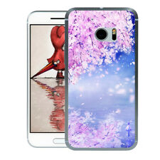 Soft TPU Silicone Case For HTC One M10 Protective Phone Back Covers Skins Marble