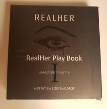 Real Her Playbook I Shadow Palette NIB