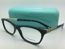 TIFFANY & CO. Eyeglasses ATLAS Collection TF 2102 8001 54-16 140 Black & Gold