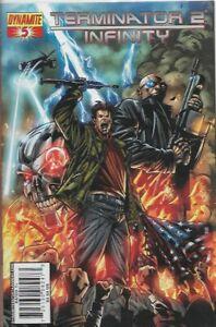 TERMINATOR 2 Infinity #5 C - Back Issue (S)