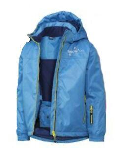 Crivit Winterjacke Jacke  Größe 122/128 Neu mit Etikett blau