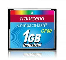 1 GB Transcend Ultra 80 x CompactFlash Card