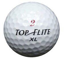 100 top-flite Mix pelotas de golf en la bolsa de malla AAA/AAAA lakeballs topflite pelotas de golf