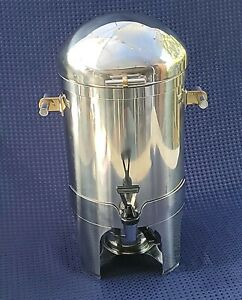 Vollrath 46093 Large Coffee Urn Chafing 1-3 gal