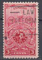 USA Briefmarke gestempelt 3c American Turners 1848 1948 / 3215