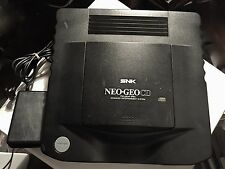 NEO GEO CD Video Game Console CD-T01 T1-CDN SNK TESTED