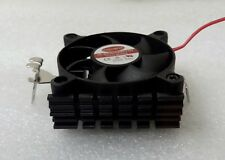 Socket 7 CPU Heatsink Fan 586 Cooler 4 Pin Molex (Also Fits Sockets A/462 & 370)