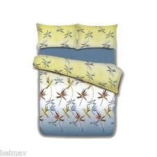 Loveliness Bedsheet 4 piece Set G (Multicolor)