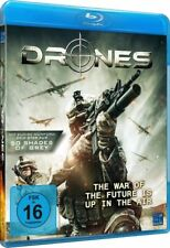 Drones (2014) -  Blu-Ray Disc Starring Matt O'Leary English Film