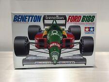 Tamiya | 1:20 | Benetton-Ford B188 | Formula 1 Car | Factory Packed & Sealed