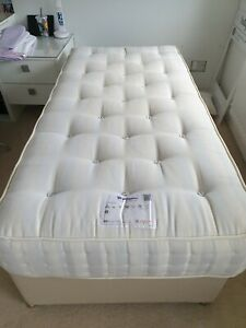 Relyon Single Bed - Orthorest Mattress