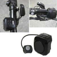 Bicycle Horn And Alarm Cycling Bike Horn Bicycle Alert Bells Loud Electric Siren