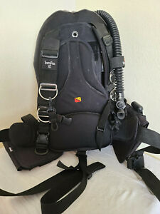 Dive Rite Transpac XT XL with Extras - Voyager EXP Wing & 2 Side Pockets - MINT!