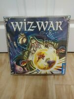 Wiz-War 8th Edition Board Game new and sealed Italian version
