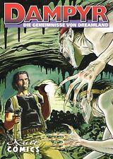 Dampyr 29: los secretos de Dreamland-culto Comics-productos nuevos