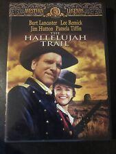 The Hallelujah Trail  dvd  burt lancaster  rare oop , region 1