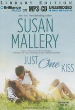 Fool's Gold: Just One Kiss 0 by Susan Mallery (2013, MP3 CD, Unabridged)