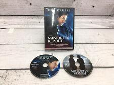 Minority Report (Dvd, 2002) Tom Cruise