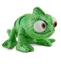 "Disney Store Tangled Rapunzel Pascal Plush Toy Doll 8"" Chameleon Stuffed Animal"