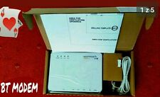 New  Bt openreach modem ECI. FTTC VDSL MODEM FIBRE OPTIC, ROUTER