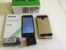 Alcatel Streak Smartphone Cricket Gray Android Phone