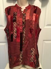 Papillon Ladies Shirt Medium Quilt Pattern