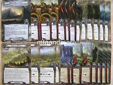 Lord of the Rings LCG - 1x Encounter Set #027-039 - the land of Shadow