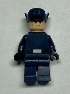 LEGO Star Wars First Order Officer Minifigure    sw0832