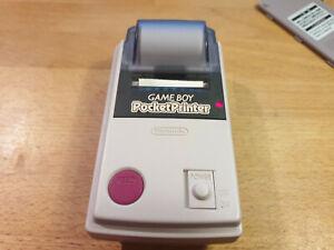 Gameboy Pocket Printer