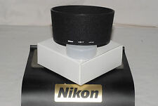 Genuine Nikon HB-7 LENS HOOD Bayonet fit 80-200 f2.8 VR ED lens... UK Seller
