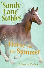 A Horse for the Summer (Sandy Lane Stables)-ExLibrary