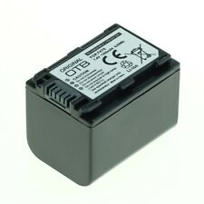 Originele OTB Accu Batterij Sony DCR-DVD405 - 1300mAh Akku Battery