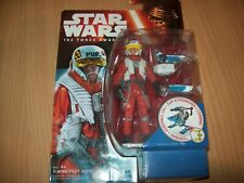 Star Wars - X-Wing Pilot Asty - Force Awakens Action Figure
