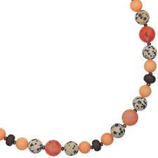 Natürliche Modeschmuck-Halsketten & -Anhänger ohne Stein