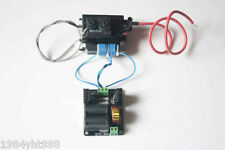 ZVS Tesla coil flyback driver/SGTC/Marx generator/Jacob's ladder++ignition coil